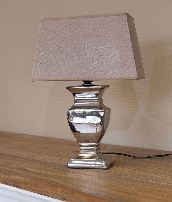 tischlampe mit braunem schirm auswahl 1 x tischlampe mit. Black Bedroom Furniture Sets. Home Design Ideas