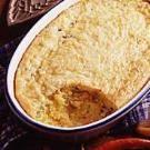 Southwestern Spoon Bread in a crockpot