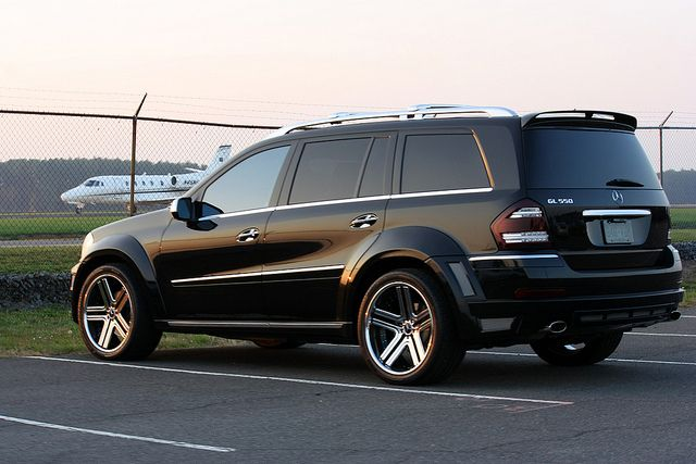 mercedes gl550 | Mercedes GL550 | Flickr - Photo Sharing!