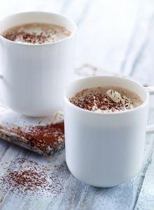Her finner du ti oppskrifter på kakao eller varm sjokolade å velge mellom. Fra den klassiske til varm sjokolade med chilli.