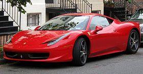 Ferrari 458 Italia – 2009