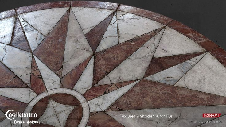 ArtStation - Circular Arena 2, Aitor Fius