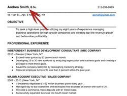 Business Insider - How to Write the Perfect Resume...some good tips in here.