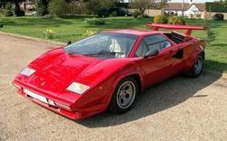 Lamborghini Countach Replica for Sale | taoist 1987 Lamborghini Countach Specs, Photos ...