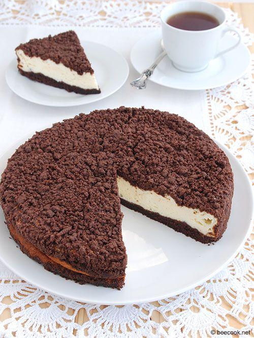 Творожный пирог супер