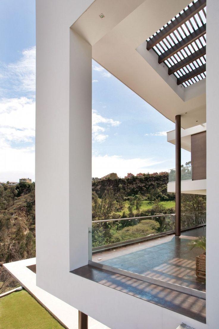 Home Design Quito Part - 24: Hacia El Rio House By Najas Arquitectos. Contemporary  ArchitectureArchitecture Interior DesignQuito ...