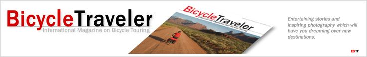 Bicycle Traveler | International magazine on bicycle touring