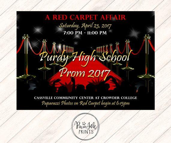 19 besten prom invitations, school dance invitations bilder auf, Einladungsentwurf