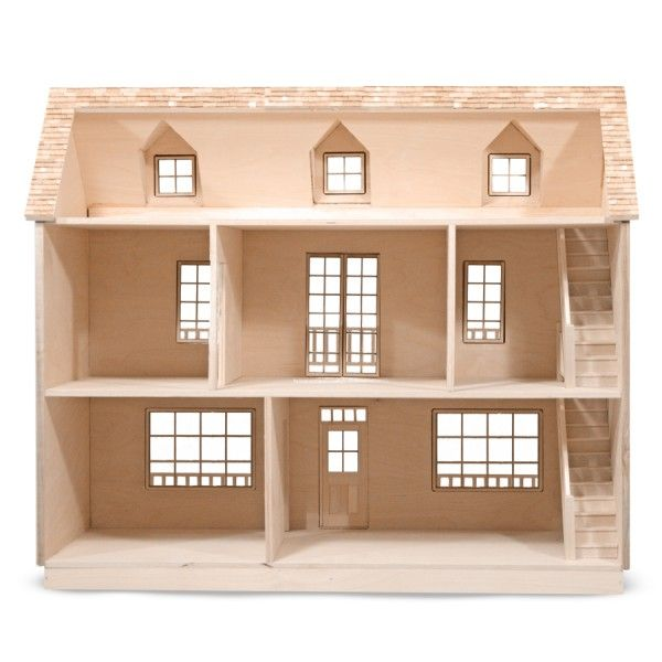 Images of cardboard dollhouse patterns | Printable paper doll house ...