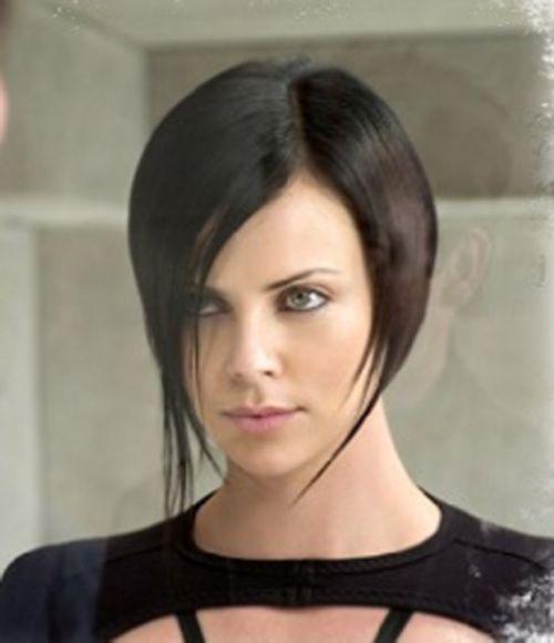 Aeon Flux | Hairstyles | Pinterest | Aeon flux and ...