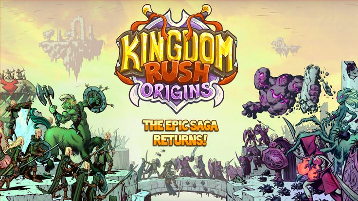 Kingdom Rush Origins v2.0.2 [Mod Gems/Heroes Unlocked]   Kingdom Rush Origins v2.0.2 [Mod Gems/Heroes Unlocked]Requirements:Android 4.0Overview:The most addicting tower defense game returns in an all-new prequel adventure - welcome to Kingdom Rush: Origins!  GAME FEATURES  Re-enter the world of Kingdom Rush: visit mysterious elven forests magical faery realms and even floating ruins of an ancient metropolis!  Unleash the power of the elves with brand new towers and troops! Elf Archers Mystic…