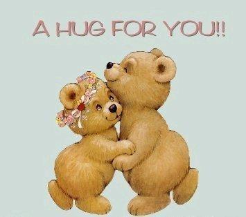 a Hug for You !!