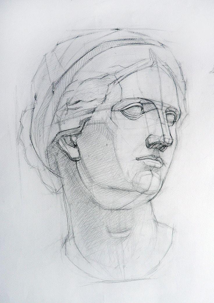 превратил рисунок головы человека картинки всегда вела