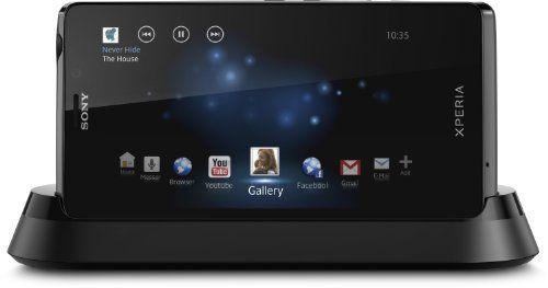 Buy Xperia T TV Dock - Dockingstation für Mobiltelefon - Schwarz NEW for 5.99 USD | Reusell