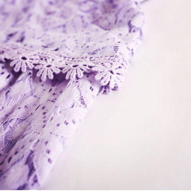 Lace lace lace#dress#lilac#kidsfashion