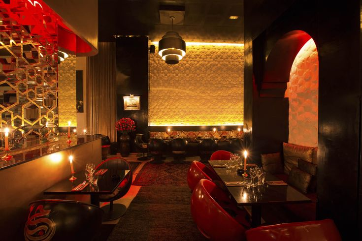 AZAR, the oriental way  Restaurant Marrakech