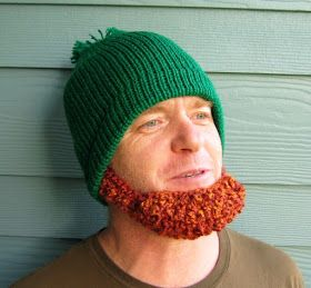 17 Best Images About Bearded Beanies On Pinterest Beanie