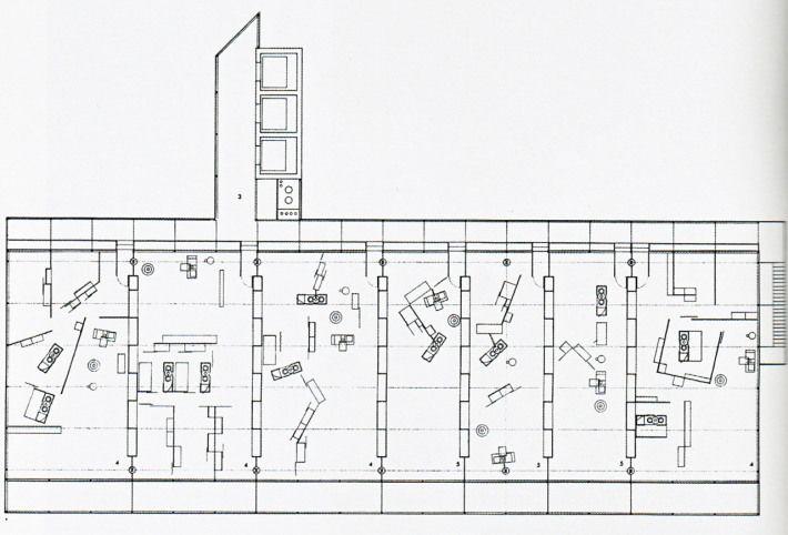 ABALOS & HERREROS- Housing & City, Barcelona, 1988