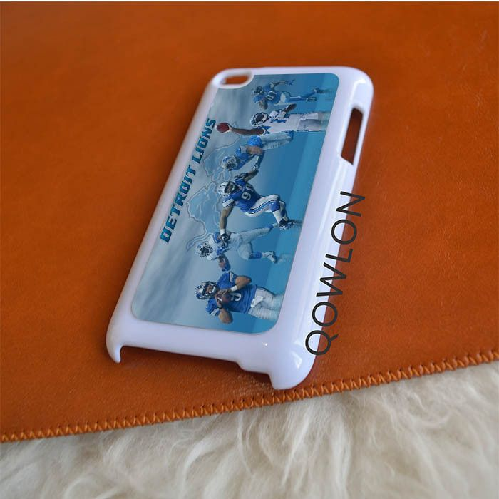Detroit Lions Players iPod Touch 4 | 4TH GEN Case
