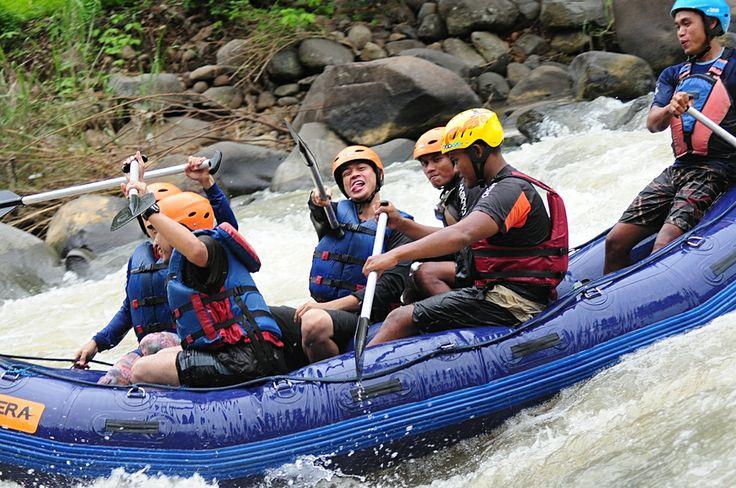 #Caldera_Indonesia #Rafting Citarik - Sukabumi, West Java Indonesia   Adventure with Care!
