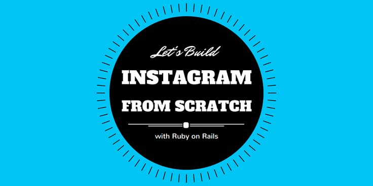 Build an example of Instagram from scratch and reach advanced concepts about Ruby on Rails, use this great free edition book that drives you to the core learnings that create the foundations for any Ruby on Rails developer.