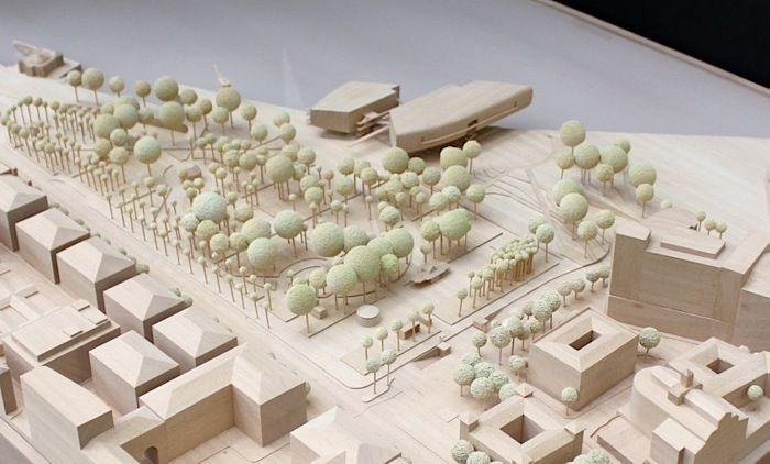 Centro Botín, Santander by Renzo Piano