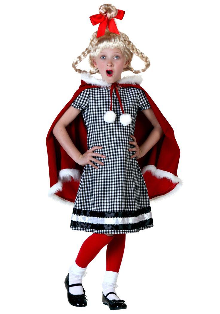 M s de 25 ideas nicas sobre disfraces grinch en pinterest - Disfraces infantiles navidenos ...