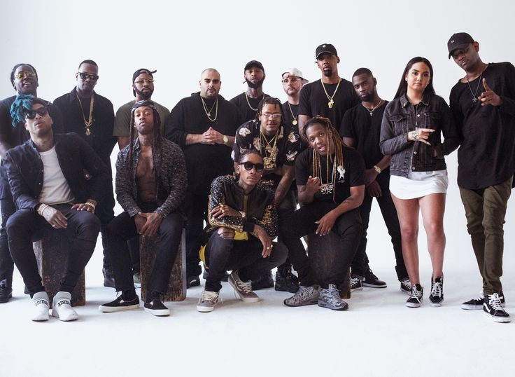 Taylor Gang Entertainment Celebrates Another Successful Year By Dropping Five New Videos - http://www.trillmatic.com/taylor-gang-entertainment-celebrates-another-successful-year-by-dropping-five-new-videos/ - Wiz Khalifa's crew came strong this year. With releases from Juicy J, Ty Dolla $ign, Berner, Chevy Woods, Raven Felix, J.R. Donato, Tuki Carter & Sosamann.   #TGOD #TaylorGang #KhalifaKush #MarijuanaMania #SauceFactory #Trillmatic