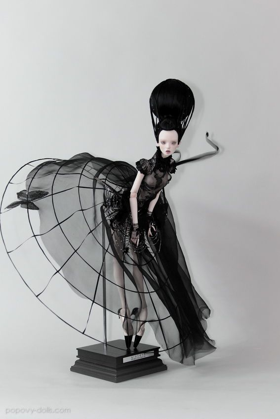 обзор Black widow