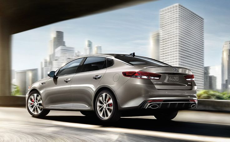 The all-new 2016 Optima confidently pushes the boundaries of the midsize sedan, with plenty of attitude to spare. http://www.kia.com/us/en/vehicle/optima/2016