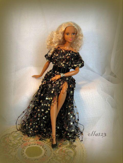 Blog o Barbie Fashionistas firmy Mattel, próbach tworzenia dla nich ubrań oraz o sztuce fotografii