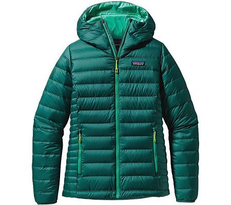 Patagonia-Down Sweater Hoody