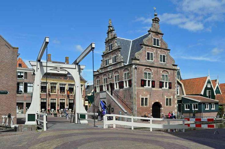 De Rijp (Noord-Holland) - Oude raadhuis