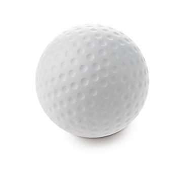 ANTISTRESS mod. S26102, pallina antistress da golf. Diametro 6,3 cm