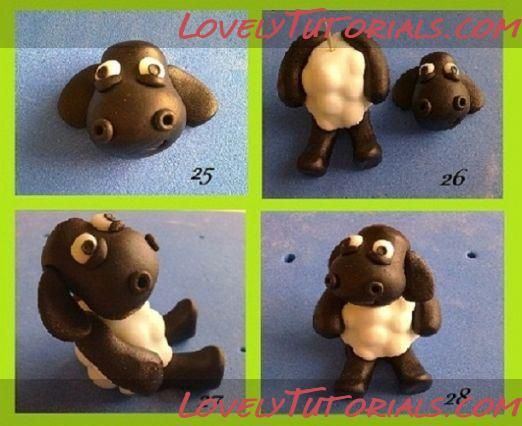 shaun the sheep tutorial and almost all cartoon charecters