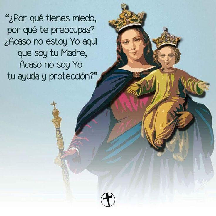 Madre mía, intercede por mis peticiones y las de mi familia. Amén.  www.dhcatolico.com