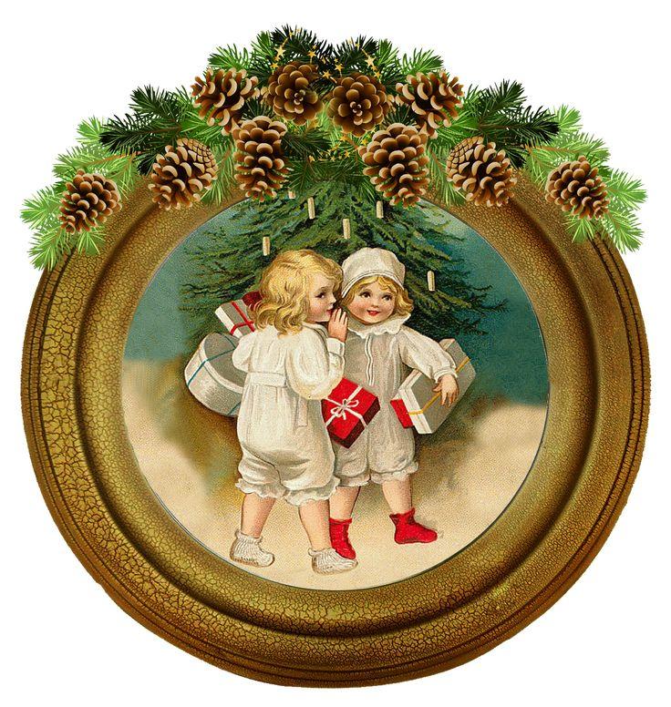 красивые картинки для декупажа круглые новогодние: 10 тыс изображений найдено в Яндекс.Картинках