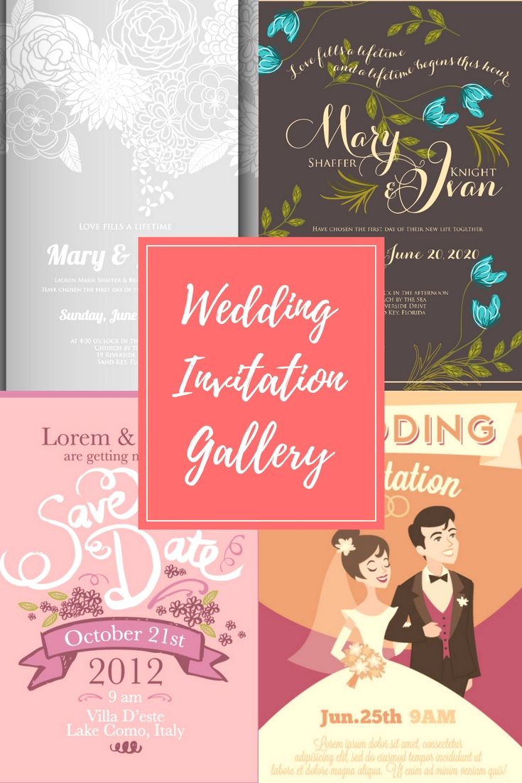 Top Quality Wedding Invitation Cards Format Online For Your Own ...