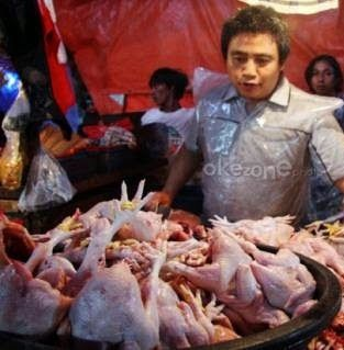 Awas, Makanan Mengandung Formalin di Pasar Cibinong | Easy Test Kit Info