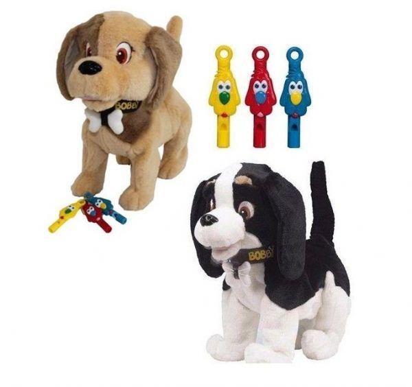 Catelusii Bobby Dog de la Giochi Preziosi