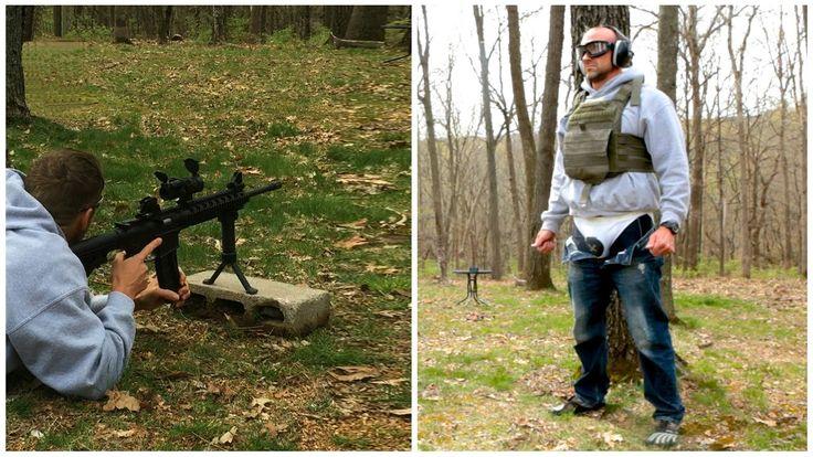 Bulletproof Balls: Man Is Shot In The Groin