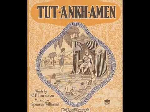 Tutankamon (Shimmy) - Orquesta Internacional - 1926