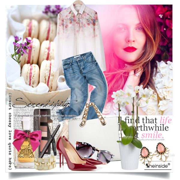 Casual by ramona-ice on Polyvore featuring MANGO, Laura Mercier, Juicy Couture and Sheinside