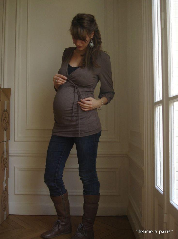 tunique maternité 2