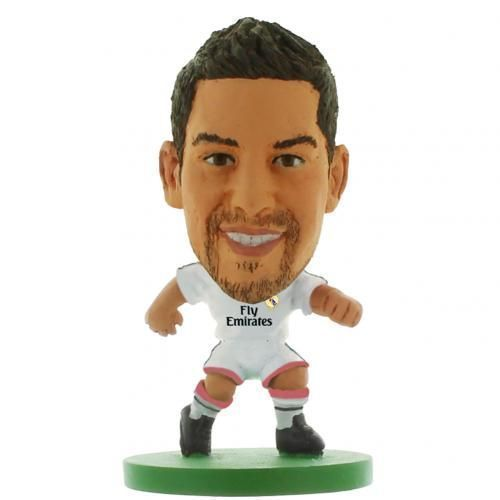 Real Madrid F C – Isco – soccerstarz figure – 2 inches tall – season 2015 – in blister pack – official licensedMerchandise For All