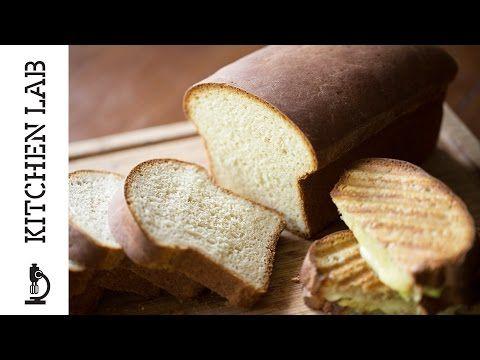 Σπιτικό Ψωμί του Τοστ | Kitchen Lab by Akis Petretzikis - YouTube