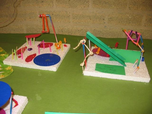 Speeltuin ontwerpen