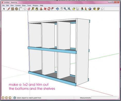 Free furniture plans photoshop woodworking projects plans for Furniture drawing software