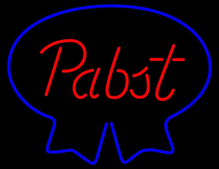 Pabst Blue Ribbon Neon Beer Sign, Pabst  Neon Beer Signs & Lights | Neon Beer Signs & Lights. Makes a great gift. High impact, eye catching, real glass tube neon sign. In stock. Ships in 5 days or less. Brand New Indoor Neon Sign. Neon Tube thickness is 9MM. All Neon Signs have 1 year warranty and 0% breakage guarantee.