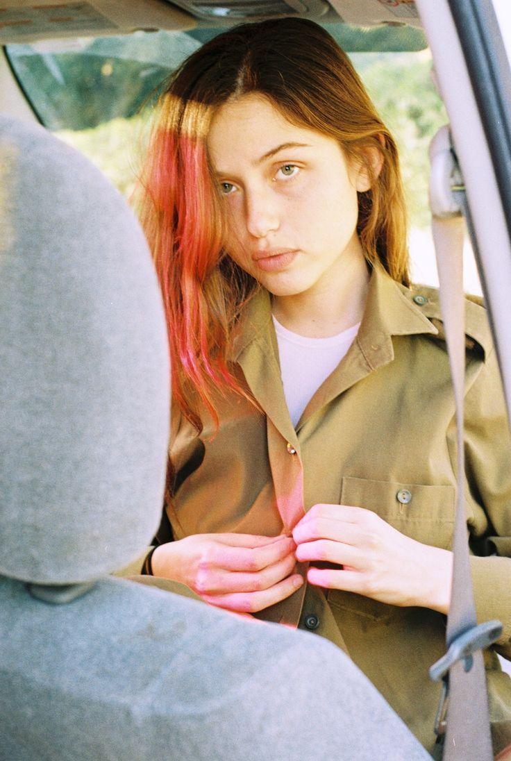 mujeres soldados de israel